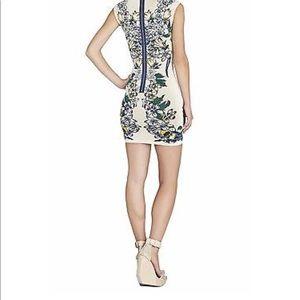728d3fe6a19 BCBGMaxAzria Dresses - BCBG MAXAZRIA Tigerlily Floral Jacquard